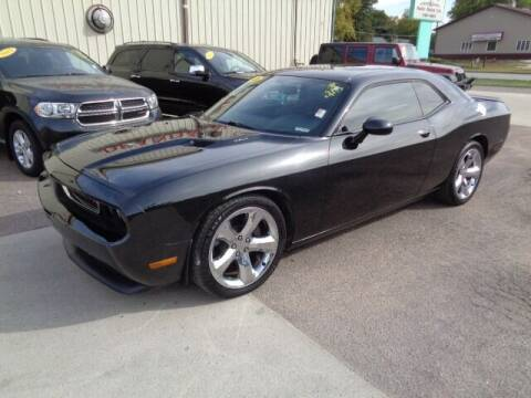 2013 Dodge Challenger for sale at De Anda Auto Sales in Storm Lake IA