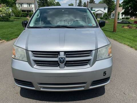 2009 Dodge Grand Caravan for sale at Via Roma Auto Sales in Columbus OH