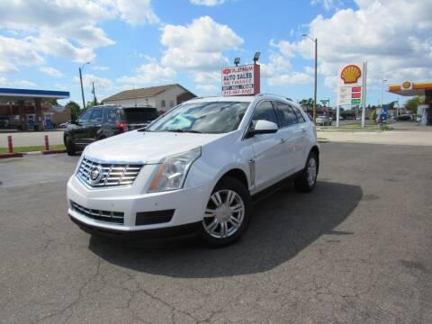2013 Cadillac SRX for sale at PLATINUM AUTO SALES in Dearborn MI