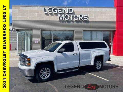 2014 Chevrolet Silverado 1500 for sale at Legend Motors of Waterford in Waterford MI