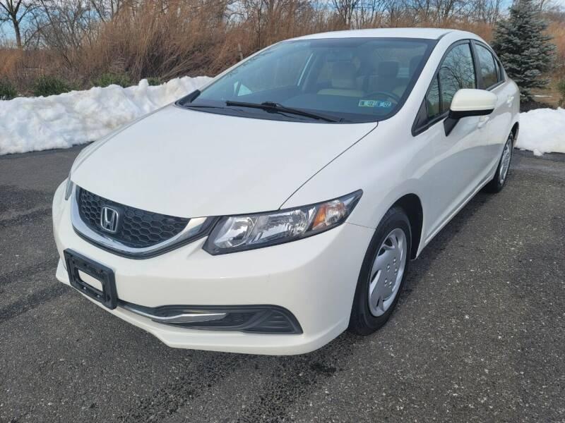 2014 Honda Civic for sale at DISTINCT IMPORTS in Cinnaminson NJ