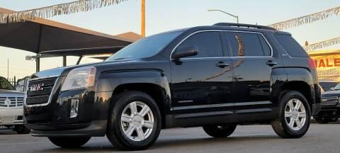 2015 GMC Terrain for sale at Elite Motors in El Paso TX