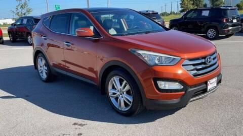2013 Hyundai Santa Fe Sport for sale at Napleton Autowerks in Springfield MO
