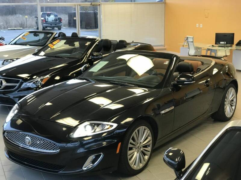 2012 Jaguar XK for sale at Unix Auto Trade in Sleepy Hollow IL