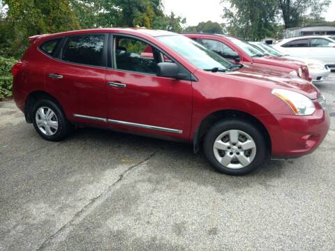 2012 Nissan Rogue for sale at Auto Brokers of Milford in Milford NH