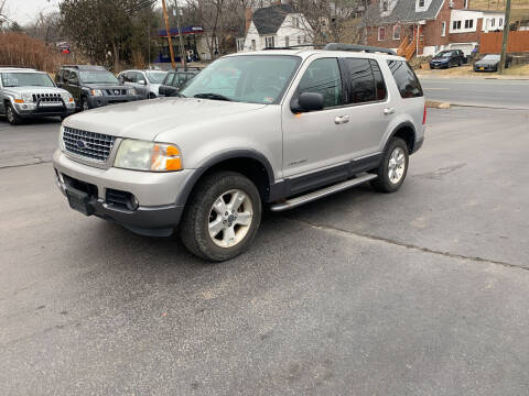 2005 Ford Explorer for sale at KP'S Cars in Staunton VA