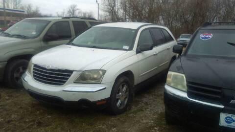 2004 Chrysler Pacifica for sale at New Start Motors LLC - Rockville in Rockville IN