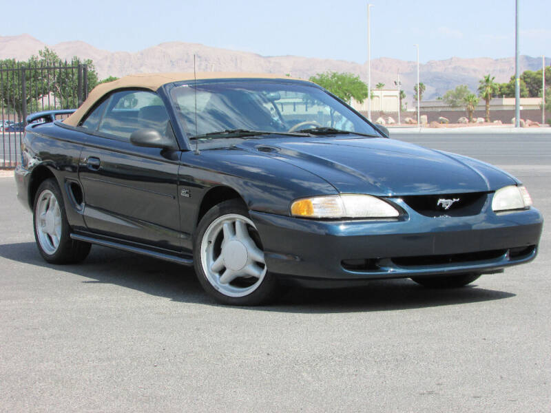 1995 Ford Mustang for sale at Best Auto Buy in Las Vegas NV