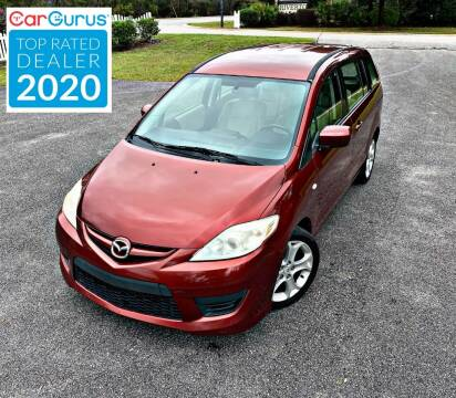 2009 Mazda MAZDA5 for sale at Brothers Auto Sales of Conway in Conway SC