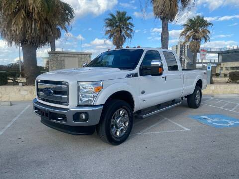 2016 Ford F-350 Super Duty for sale at Motorcars Group Management - Bud Johnson Motor Co in San Antonio TX