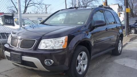 2006 Pontiac Torrent for sale at GM Automotive Group in Philadelphia PA