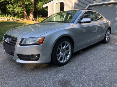 2011 Audi A5 for sale at Beverly Farms Motors in Beverly MA