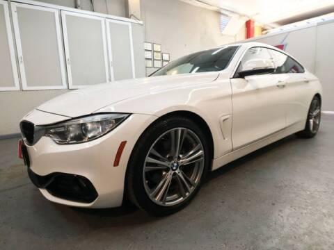 2016 BMW 4 Series for sale at LUNA CAR CENTER in San Antonio TX