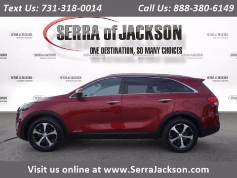 2016 Kia Sorento for sale at Serra Of Jackson in Jackson TN