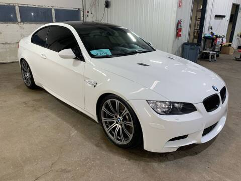 2008 BMW M3 for sale at Premier Auto in Sioux Falls SD