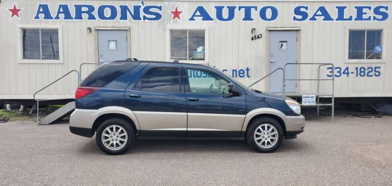 2005 Buick Rendezvous for sale at Aaron's Auto Sales in Corpus Christi TX