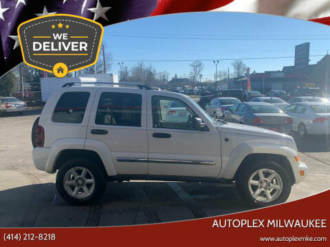 2005 Jeep Liberty for sale at Autoplex 2 in Milwaukee WI