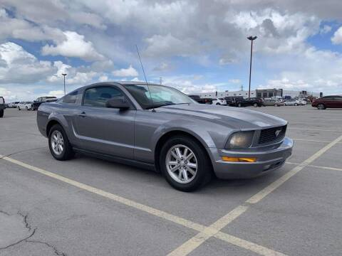 2006 Ford Mustang for sale at BELOW BOOK AUTO SALES in Idaho Falls ID