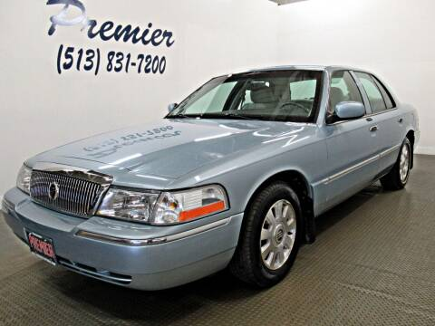 2003 Mercury Grand Marquis for sale at Premier Automotive Group in Milford OH
