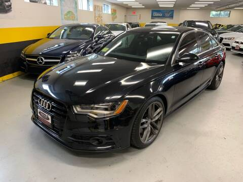 2013 Audi A6 for sale at Newton Automotive and Sales in Newton MA