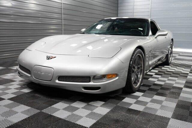 2004 Chevrolet Corvette for sale in Sykesville, MD