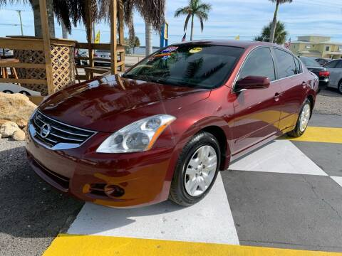 2011 Nissan Altima for sale at D&S Auto Sales, Inc in Melbourne FL