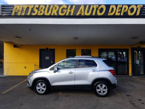 2018 Chevrolet Trax for sale at Pittsburgh Auto Depot in Pittsburgh PA