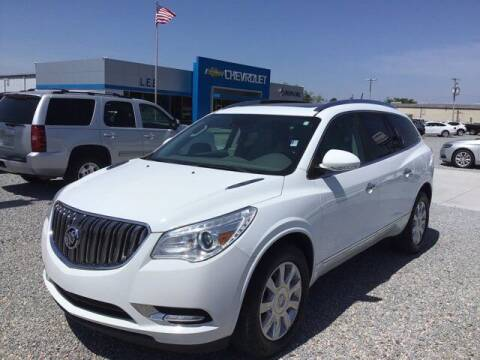 2017 Buick Enclave for sale at LEE CHEVROLET PONTIAC BUICK in Washington NC