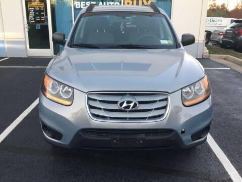 2010 Hyundai Santa Fe for sale at Best Auto Group in Chantilly VA