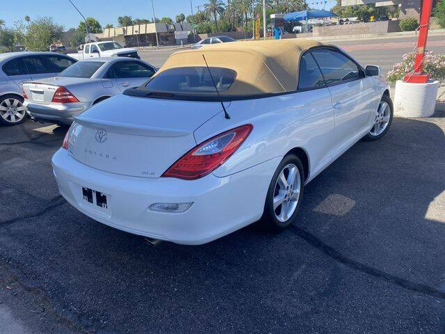 2008 Toyota Camry Solara for sale at ALMOST NEW AUTO RENTALS & SALES in Mesa AZ
