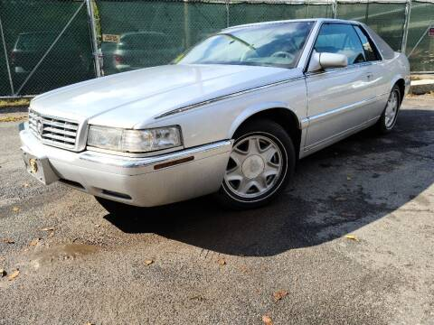 2002 Cadillac Eldorado for sale at KOB Auto Sales in Hatfield PA