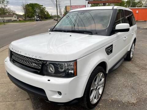 2012 Land Rover Range Rover Sport for sale at Tiger Auto Sales in Columbus OH