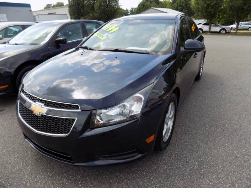 2014 Chevrolet Cruze for sale at Pro-Motion Motor Co in Lincolnton NC