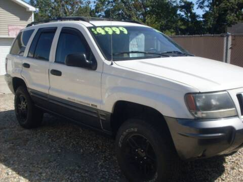 2004 Jeep Grand Cherokee for sale at Flag Motors in Islip Terrace NY