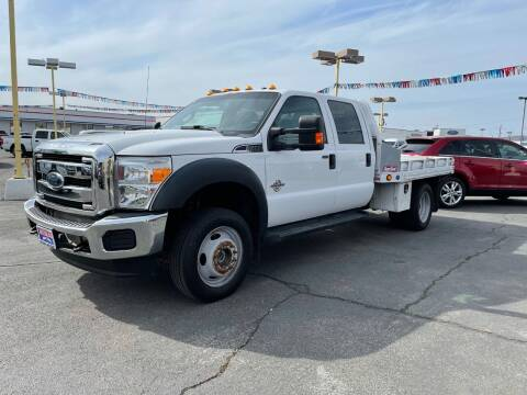 2015 Ford F-450 Super Duty for sale at Better All Auto Sales in Yakima WA