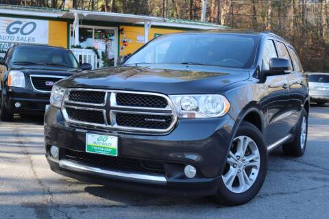 2011 Dodge Durango for sale at Go Auto Sales in Gainesville GA