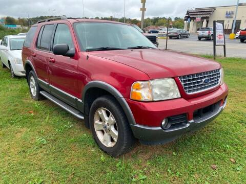 2003 Ford Explorer for sale at Z Motors in Chattanooga TN