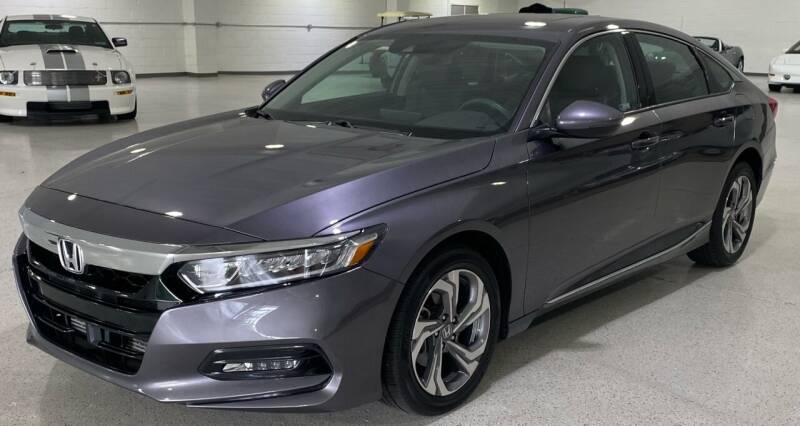 2019 Honda Accord for sale at Hamilton Automotive in North Huntingdon PA
