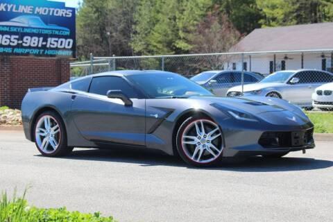 2014 Chevrolet Corvette for sale at Skyline Motors in Louisville TN