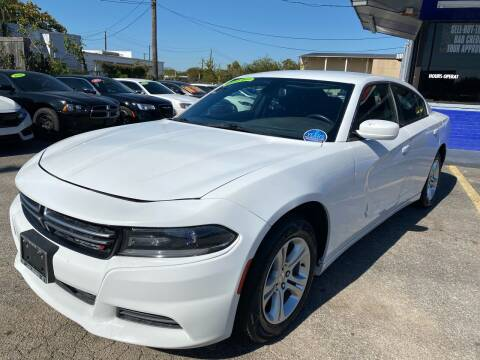 2015 Dodge Charger for sale at Cow Boys Auto Sales LLC in Garland TX