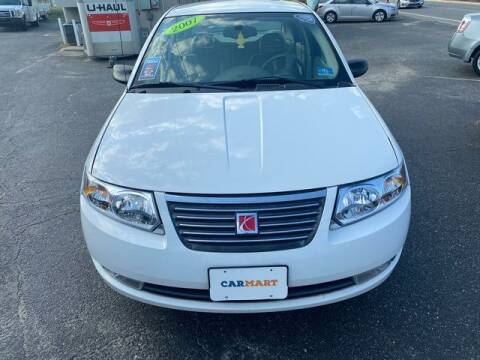 2007 Saturn Ion for sale at CARMART Of New Castle in New Castle DE