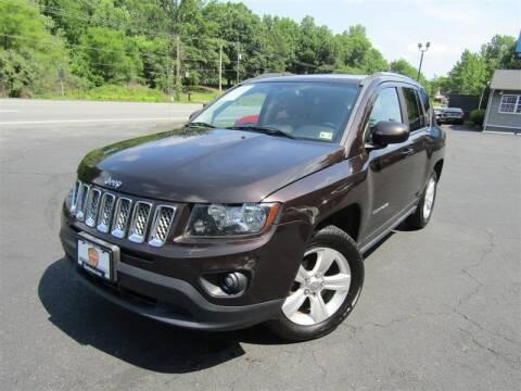 2014 Jeep Compass for sale at Guarantee Automaxx in Stafford VA