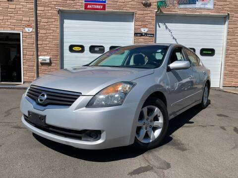 2009 Nissan Altima for sale at West Haven Auto Sales in West Haven CT