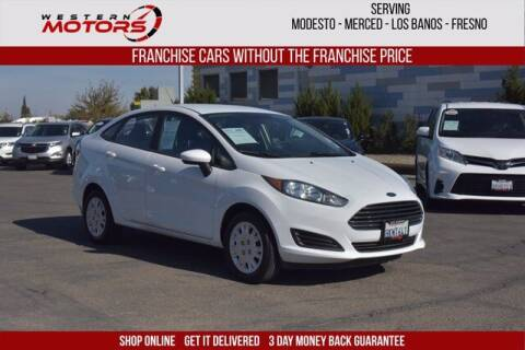 2019 Ford Fiesta for sale at Choice Motors in Merced CA