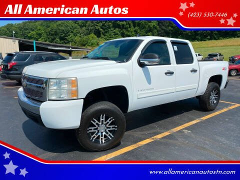 2007 Chevrolet Silverado 1500 for sale at All American Autos in Kingsport TN