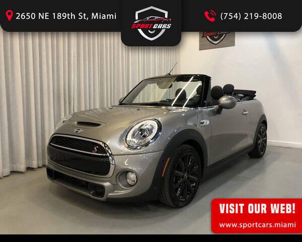 2018 MINI Convertible for sale in Miami, FL
