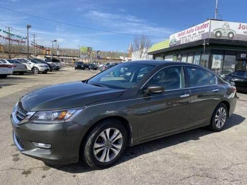 2015 Honda Accord for sale at Joliet Auto Center in Joliet IL