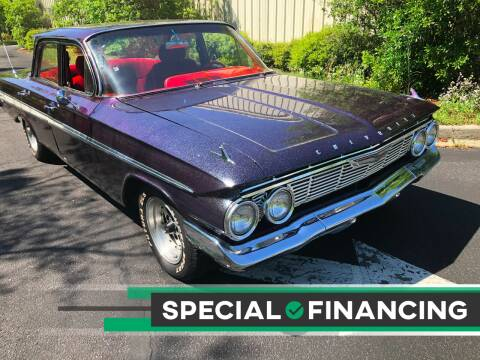 1961 Chevrolet Impala for sale at Muscle Cars USA 1 in Murrells Inlet SC