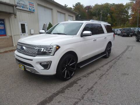 2019 Ford Expedition MAX for sale at Medway Imports in Medway MA