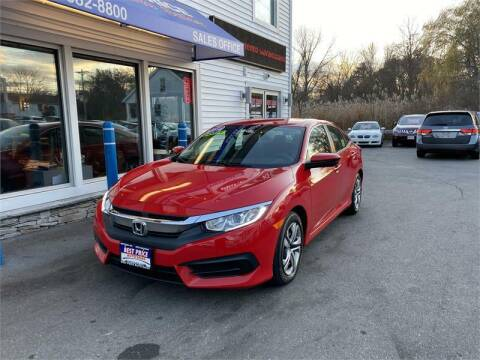 2018 Honda Civic for sale at Best Price Auto Sales in Methuen MA